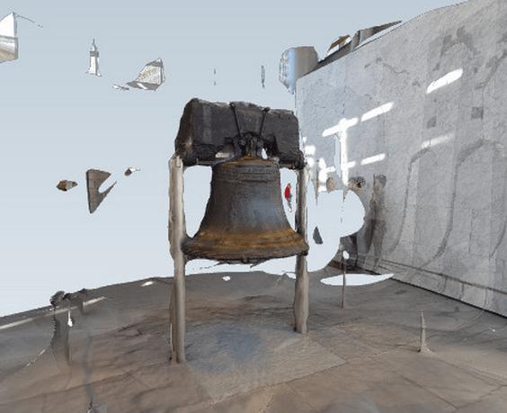 Liberty Bell Capture